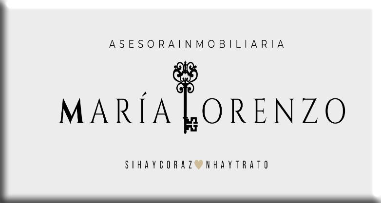 María Lorenzo Asesora Inmobiliaria